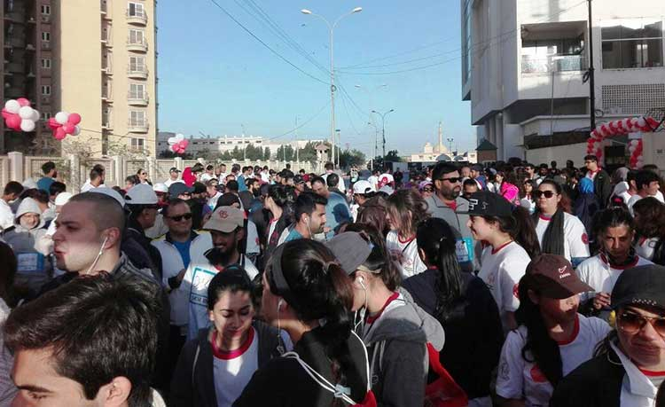2nd SOP Unified Marathon: The marathon drew in a massive crowd