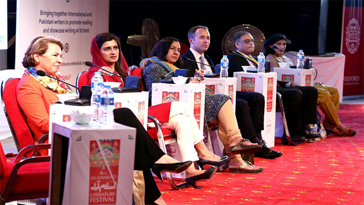 4th Islamabad Literature Festival 2016 at Lok Virsa