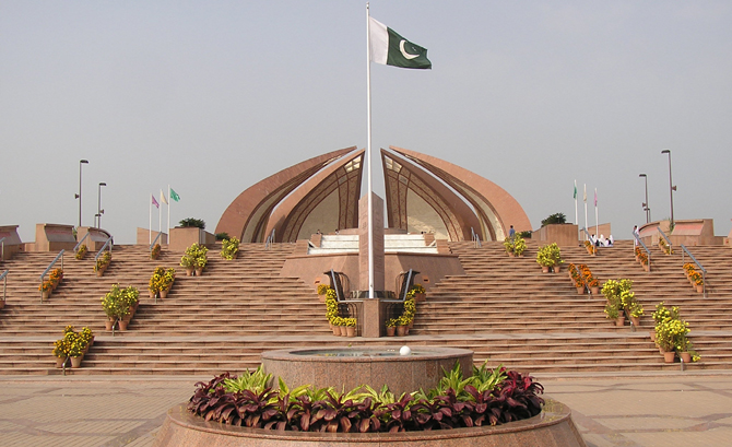 Architecture of Islamabad, Pakistan