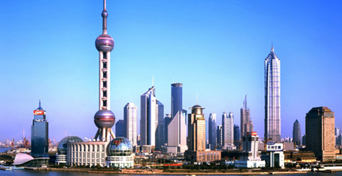 About China: Living in Shanghai