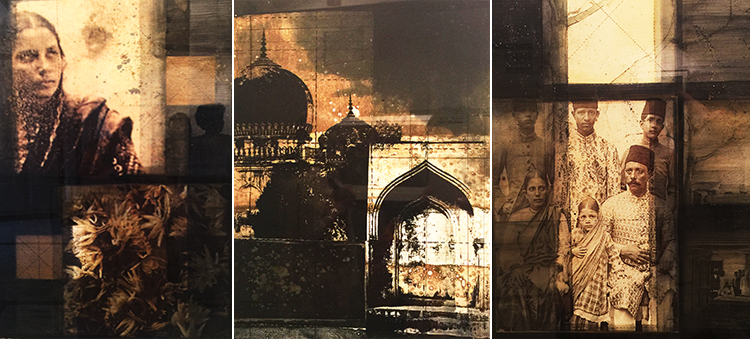'Pathway to the Inner Sanctum' by Noorjehan Bilgrami - Art Review: Noorjehan Bilgrami's 'Pathway to the Inner Sanctum'