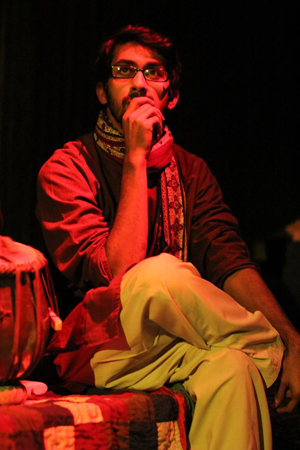 Azeem Hamid and the Independent Theatre Company