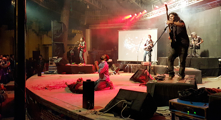 Blackhour Album Launch at Lok Virsa Islamabad