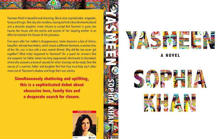 'Yasmeen' by Sophia Khan - Book Review: Novel Yasmeen by Sophia Khan