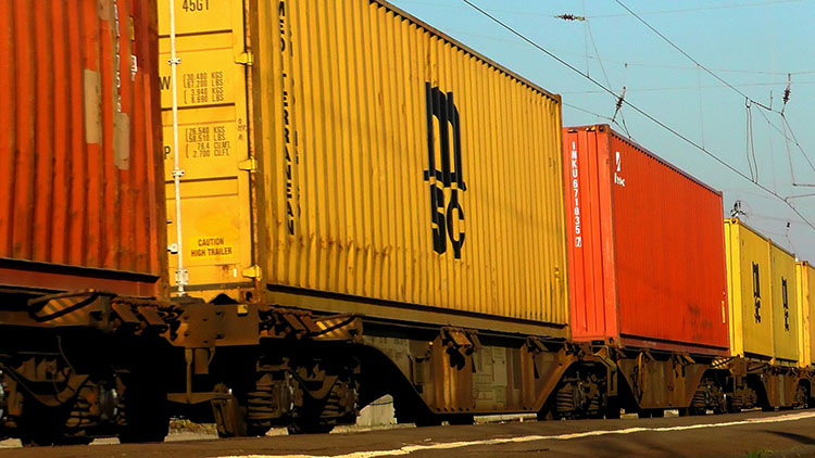 Cargo Trains from Xinjiang to Turkey: New Access for the Silk Road Economic Belt