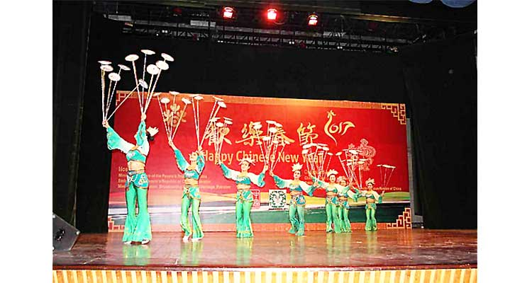 Chinese New Year Celebrations 2017 at PNCA Islamabad