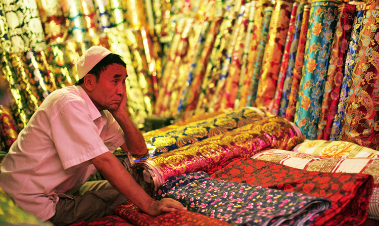 Textile and Garment Industry in Xinjiang, China