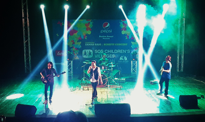 Zamad Baig and Pakistan Idol: Revitalizing a stagnant music