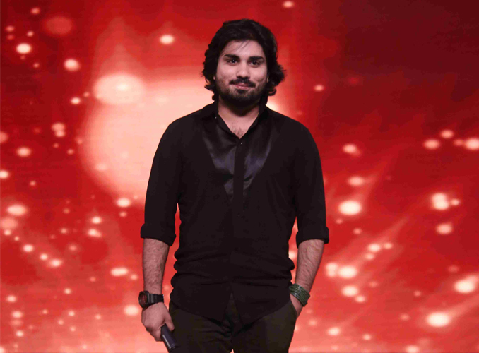 First Pakistan Idol Zamad Baig - First Pakistan Idol Zamad Baig