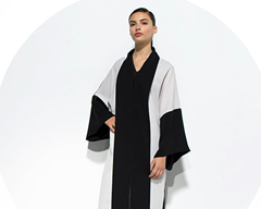 Homa Qamar Chic Abaya Collection