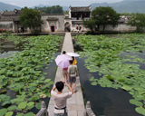 Hongcun China: A Village of Rivers and Lakes