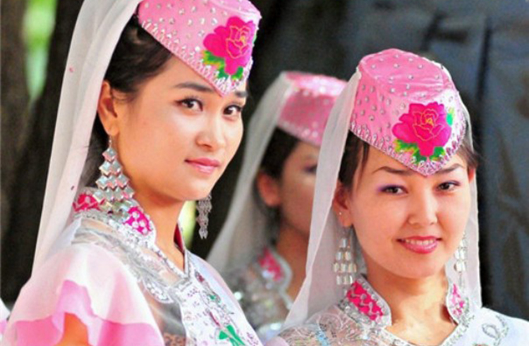 Hui People in Xinjiang China