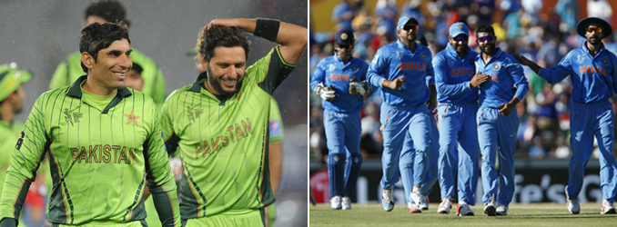 ICC World Cup 2015 Pool B: Pakistan Rises from the Ashes while India Roars to Defend World Cup Title