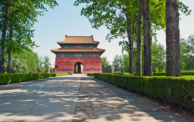 - Imperial Tombs of the Ming and Qing Dynasties in China