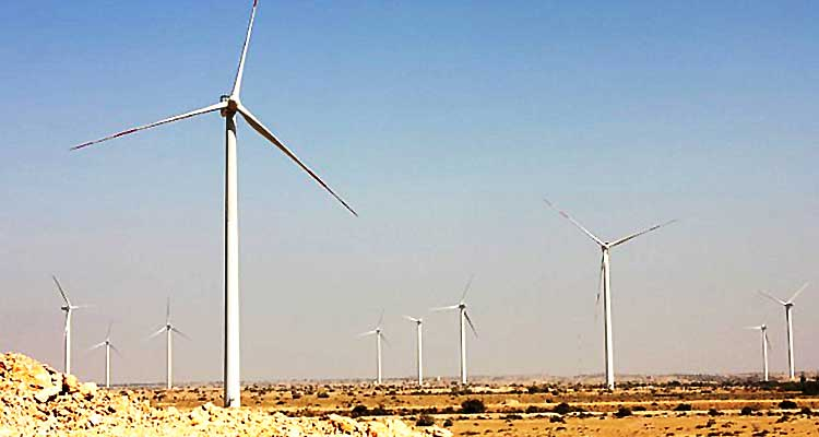 CPEC: Jhimpir Wind Power Plant