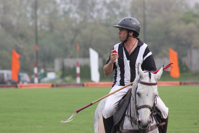 Matias in Action - Interview with Matias De Olmos, Polo Coach at Islamabad Club Polo Ground
