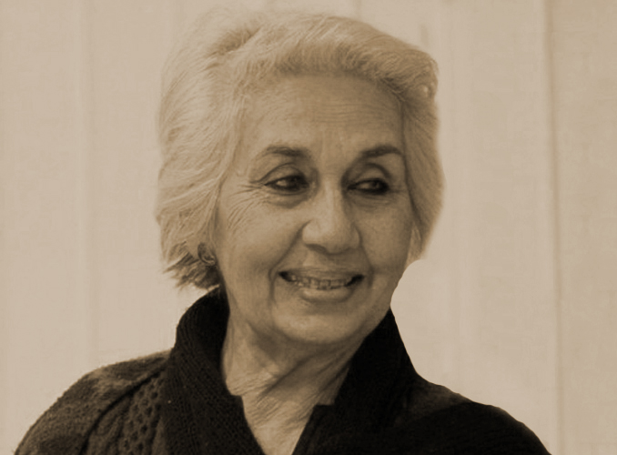 Mrs. Ishrat Hyatt - Ishrat Hyatt on Writing Pakistan