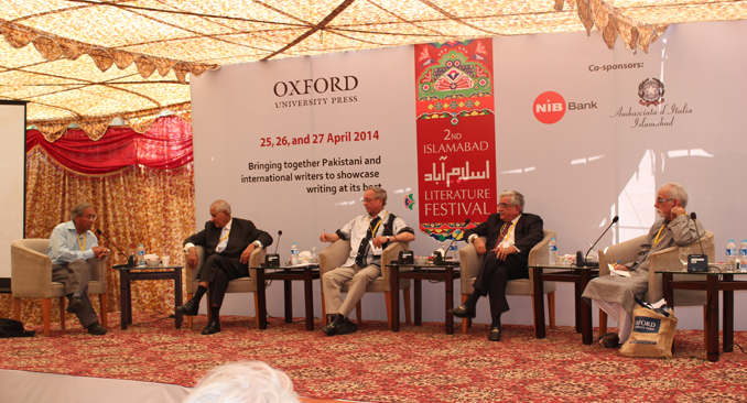 Islamabad Literature Festival - Day 1