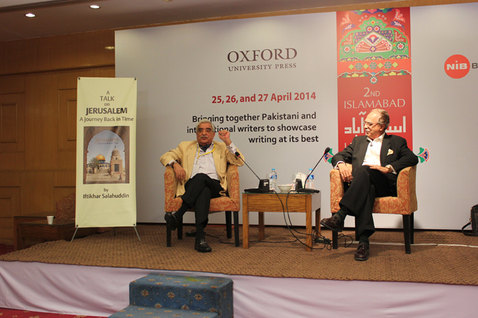 Islamabad Literature Festival - Day 2