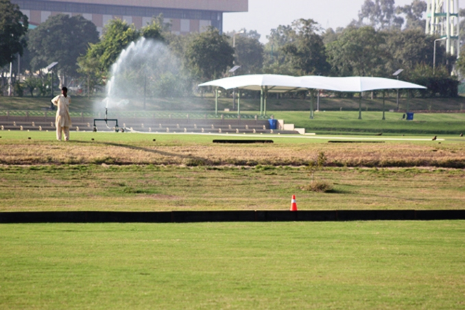 Islamabad Club Polo Ground