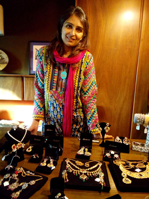Jewellery Exhibition in Karachi: 'Persian Nights - The Timeless Saga'