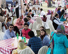 Lahore Eat and Lahore Food Bazaar