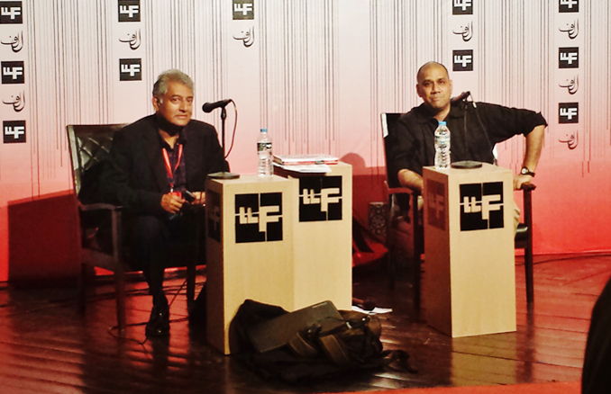 Lahore Literary Festival 2015: Day II