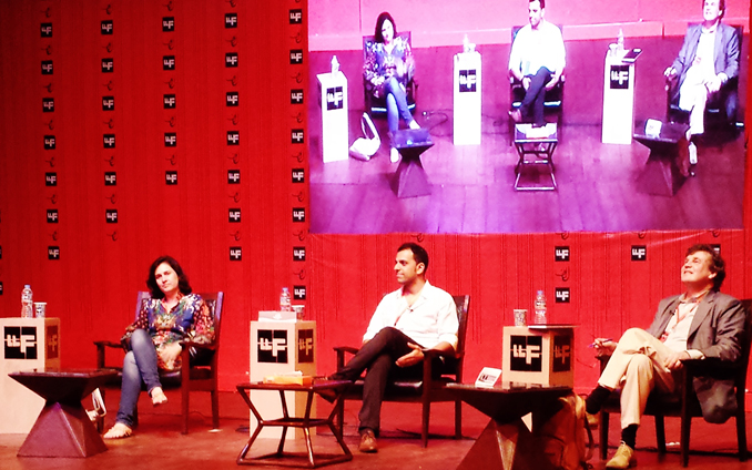 Lahore Literary Festival 2015: Day III