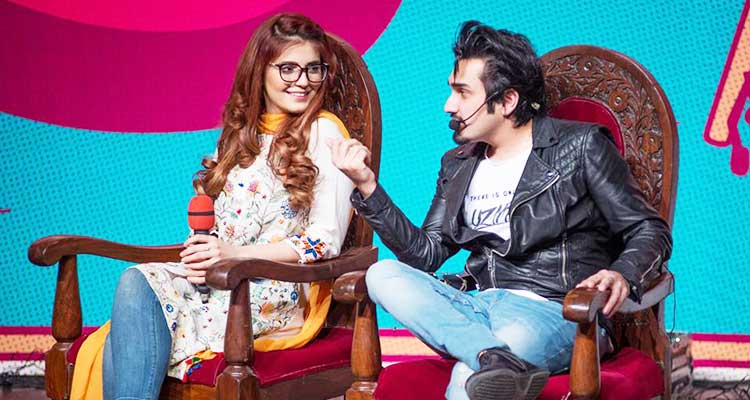 Lahore Music Meet (LMM 2017): Momina Mustehsan and Uzair Jaswal