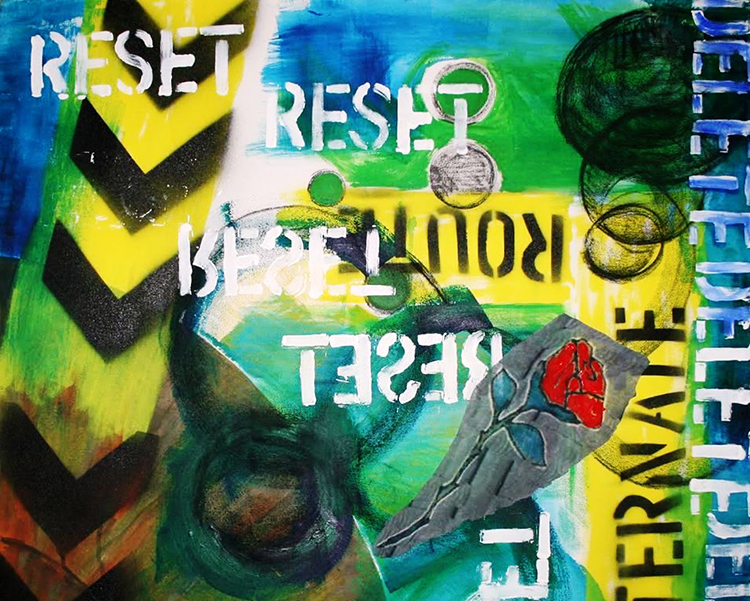 Latest Exhibition at Satrang Art Gallery: Hazy Opposition/Silent Resilience