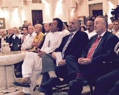 Launch of the Karim Khan Afridi Welfare Foundation (KKAWF)