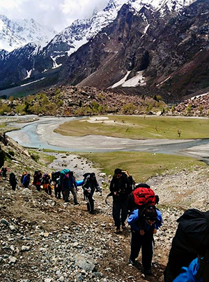 LUMS journey to Naltar Valley