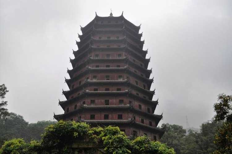 Luoyang, a Hallmark along the Silk Road: Yongning Pagoda
