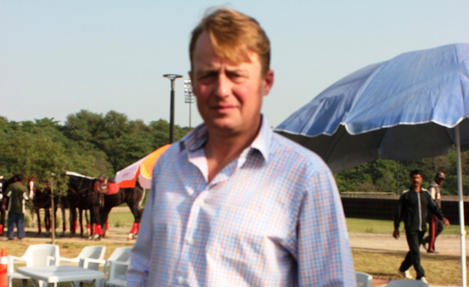Coach Marcus Hancock, Islamabad Club Polo Ground - Marcus Hancock - Polo Coach - Islamabad Polo Club