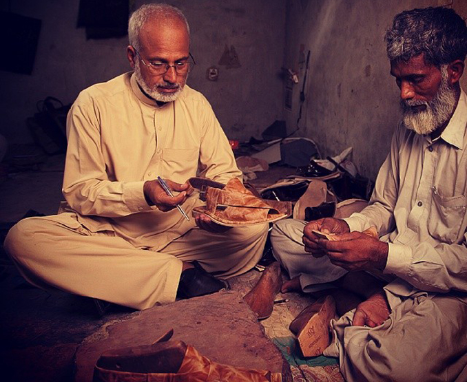 Markhor: Preserving an Ancient Shoe-Making Craft