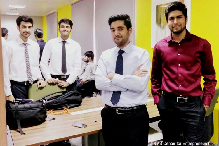 The young but talented MARO team - MARO Tandoors Lahore