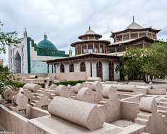 Mausoleums of the Uyghur Noble Family in Hami, Xinjiang
