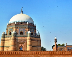 Multan, the City of Saints