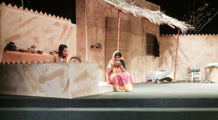 NAPA Young Directors Theatre Festival 2015: Play Sakha Ram Binder