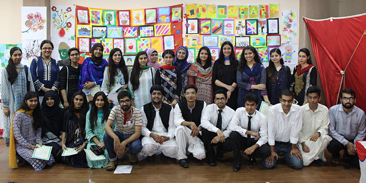 NGO 'Dream to Education for All', Lahore