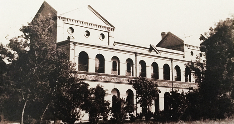 The Military Accounts Office - Old Rawalpindi