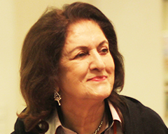 Dr. Parveen Azam, head of Dost Foundation