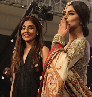PFDC L'Oreal Bridal Week Day 2