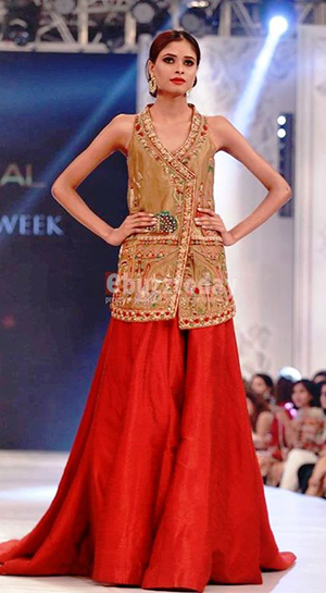 PFDC L'Oreal Bridal Week in Lahore