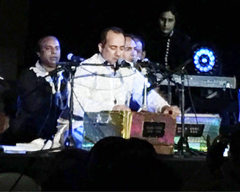 Rahat Fateh Ali at UN General Assembly