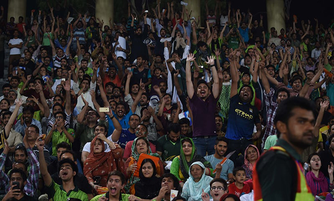 Revival of International Cricket in Pakistan