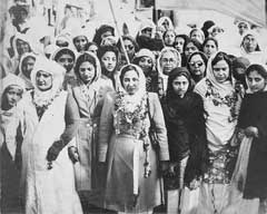 Role of Women in Pakistan Movement