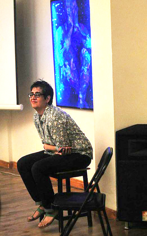 Sabeen Mahmud: Human Rights Activist from Karachi