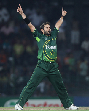 Shahid Afridi: Guts, Glory and Cricket with Swag