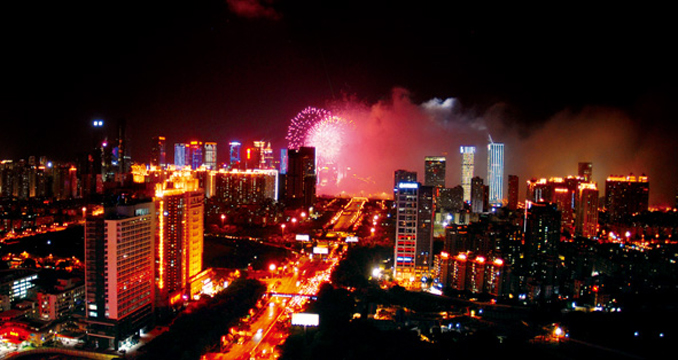 SHENZHEN - THE CITY OF MIRACLES